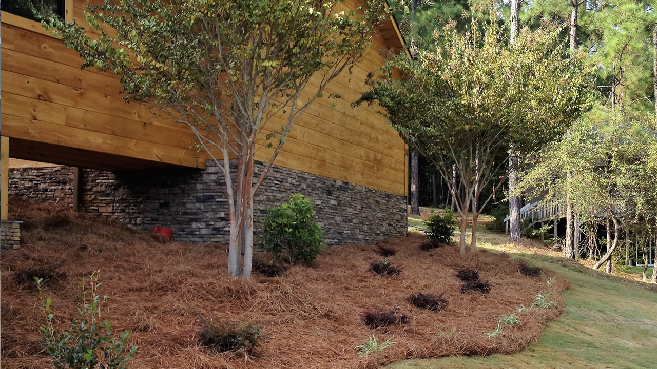 Creative Design Landscaping In Milledgeville Georgia